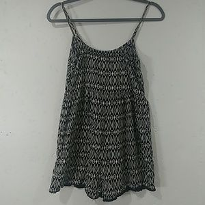 Wet Seal Other - Black and White Romper